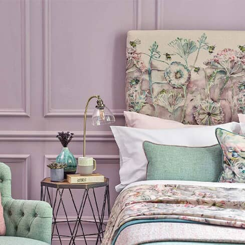 Introducing Our New Bespoke, Made to Measure Headboards