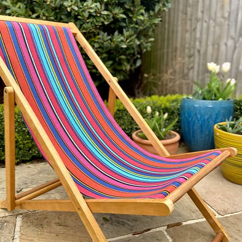 How to Recover a Deckchair in 30 Minutes
