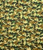 Camo Fabric / Green