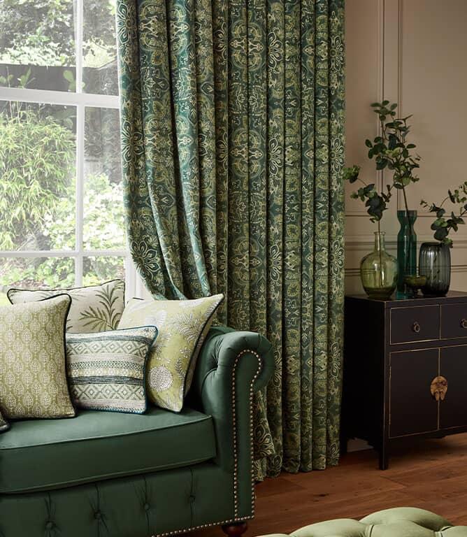 iLiv Khiva Fabric / Spruce