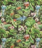 Madworld Outdoor  / Noir Fabric