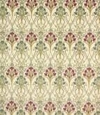 Tiffany Velvet Fabric / Mulberry