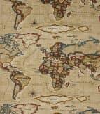 Atlas / Antique Gold Fabric