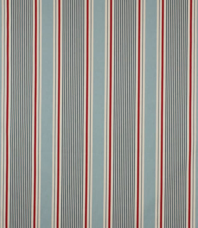 Marine Sail Stripe Fabric