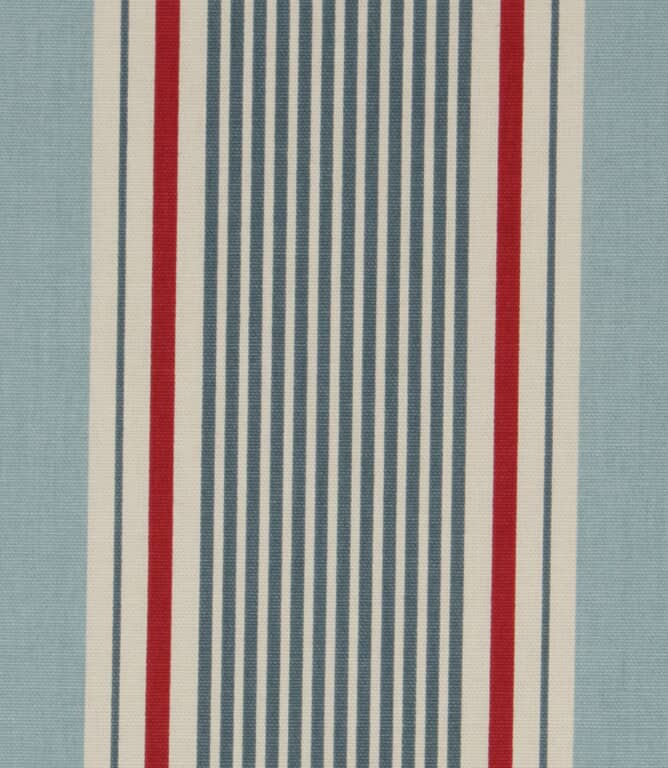 Sail Stripe Fabric / Marine
