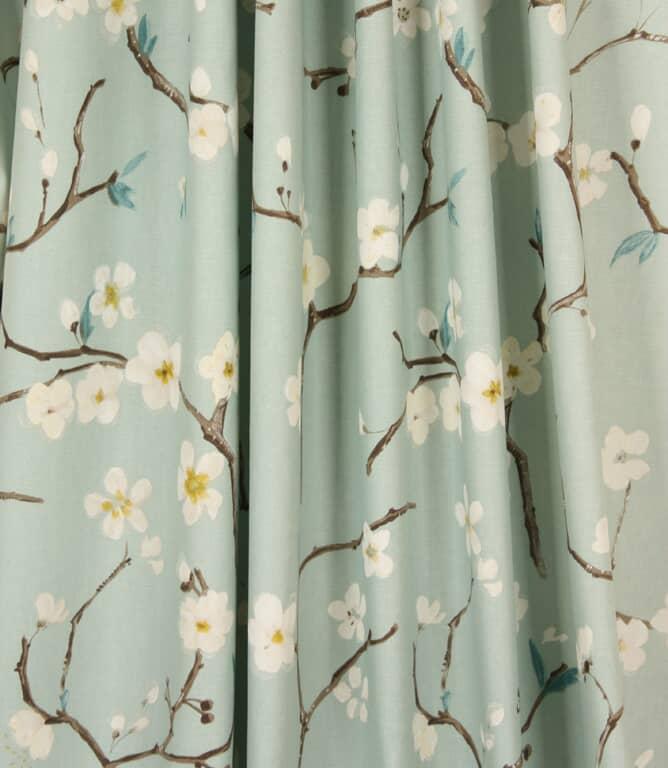 Emi Yellow Gold Cotton 140cm wide Curtain//Craft Fabric