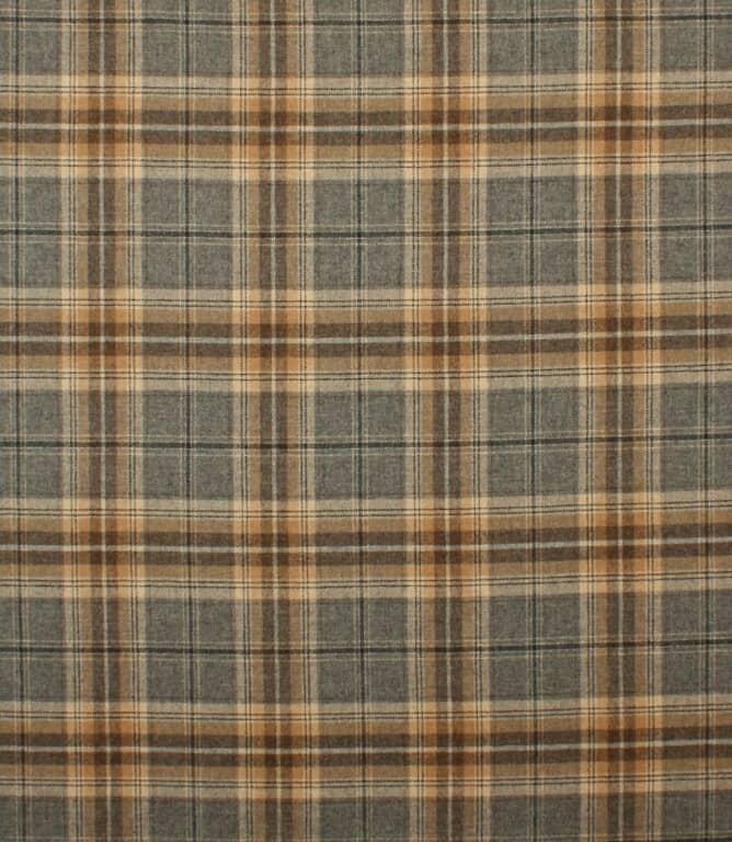 Balmoral Fabric / Pewter