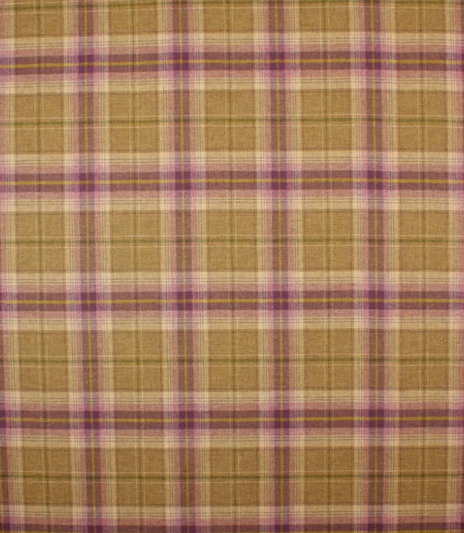 Balmoral Fabric / Cassis