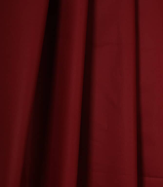 Coloured Linings Fabric / Cranberry