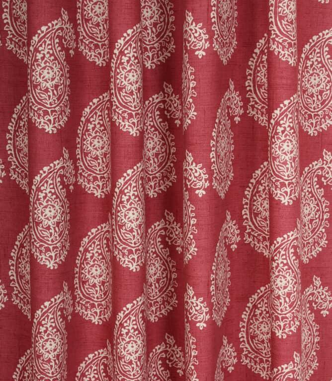 Lisa Fabric / Raspberry