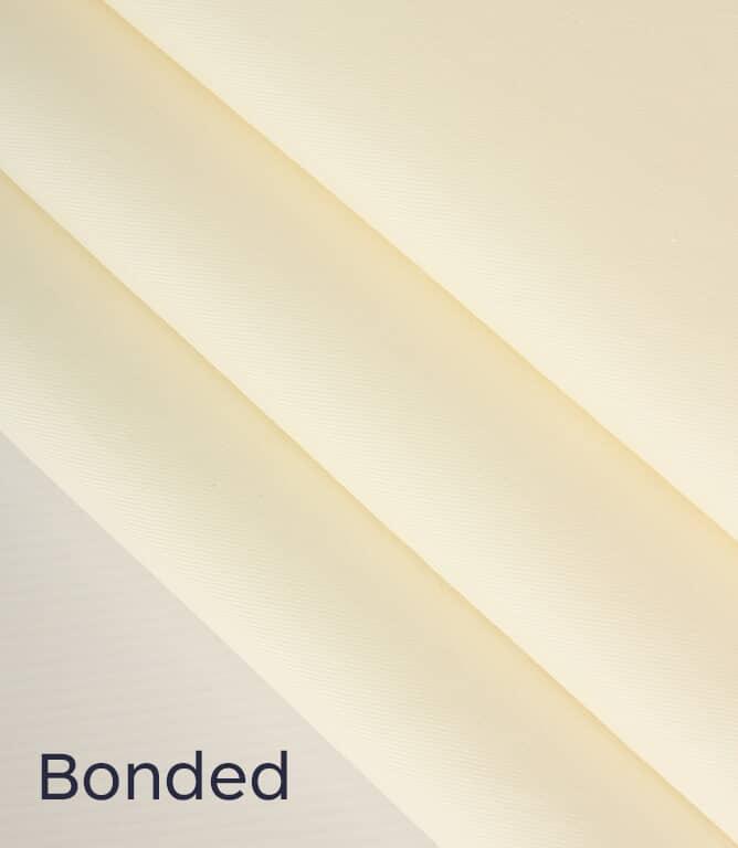 Bonded Lining Fabric / Ivory