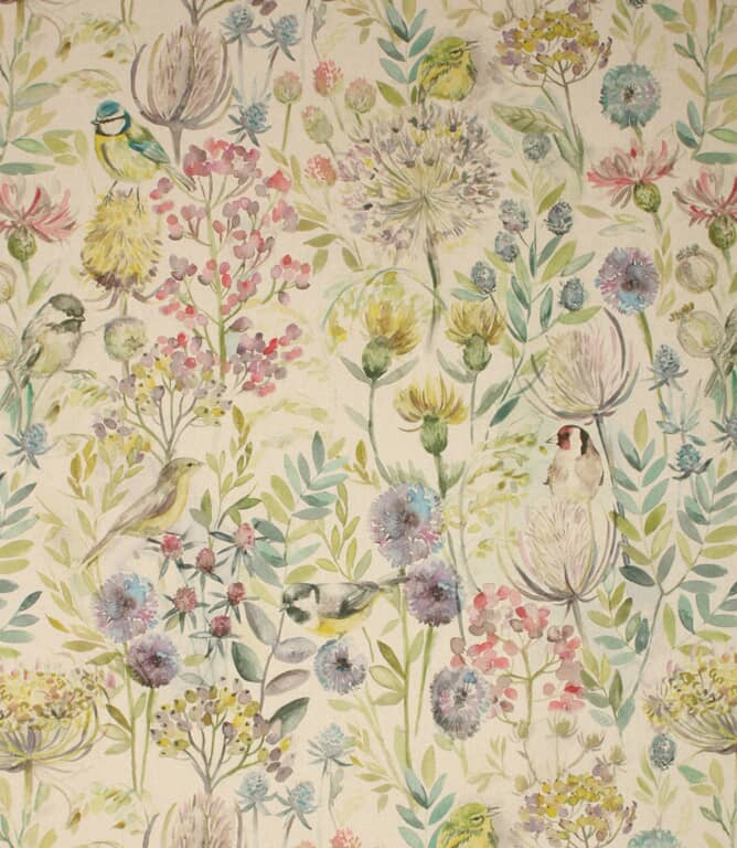 Voyage Maison Morning Chorus Fabric / Linen
