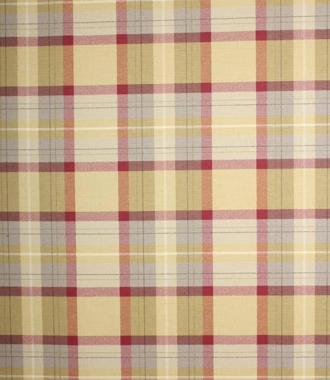 Vintage Munro Check Fabric