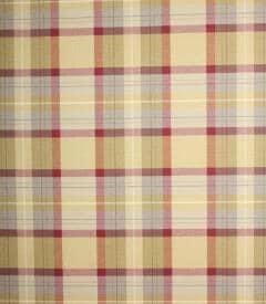 Munro Check Fabric