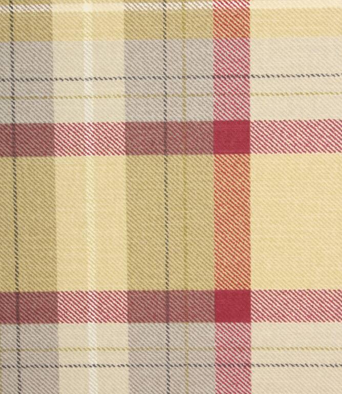 Munro Check Fabric / Vintage
