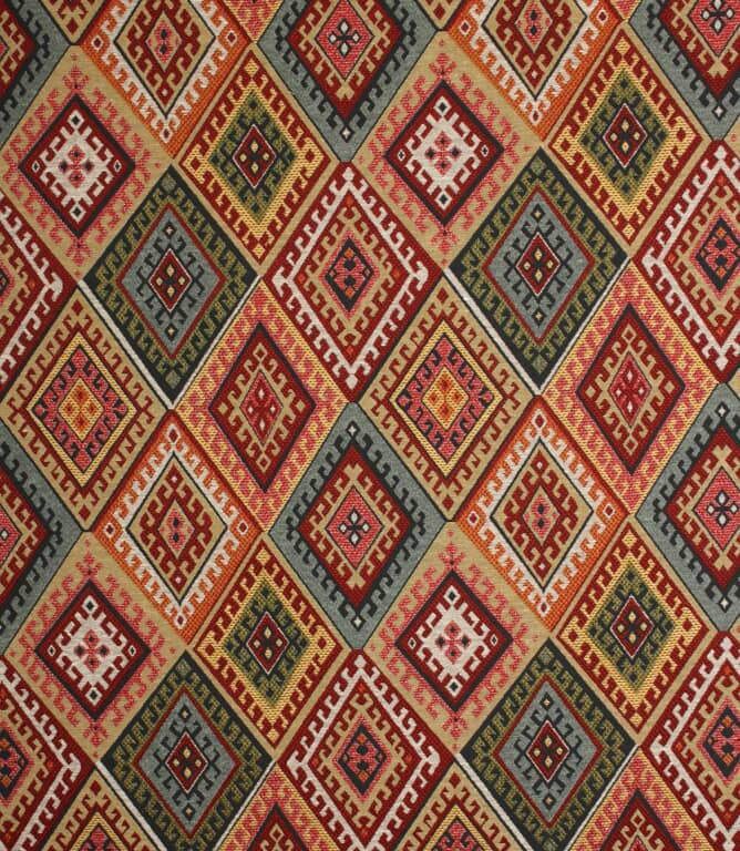Bianco Cusco Fabric
