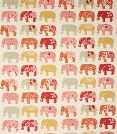 Elephants Clarke Fabric