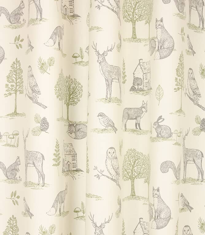 New Forest Fabric / Natural