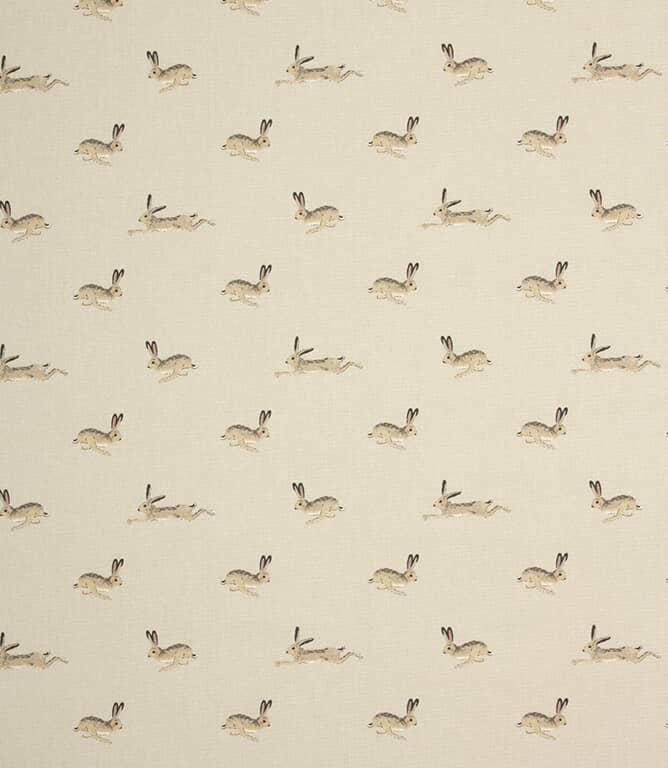 Stone Hare Fabric