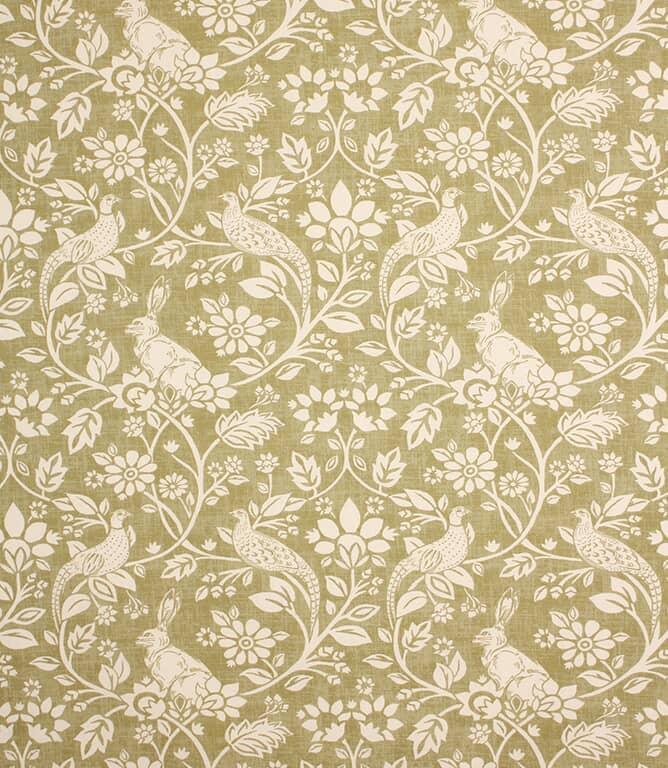 Moss Heathland Fabric