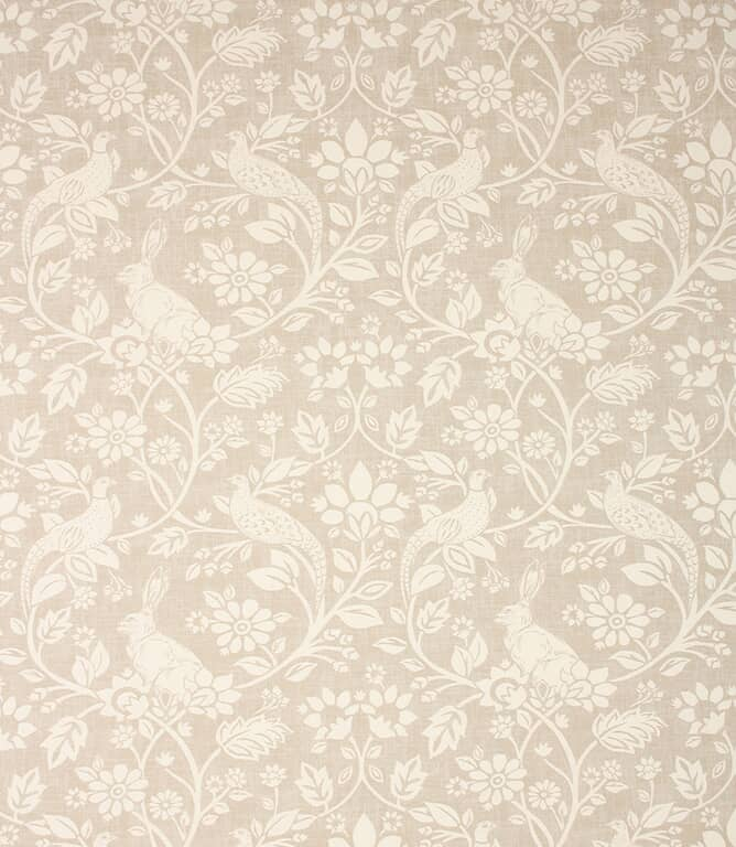 Linen Heathland Fabric
