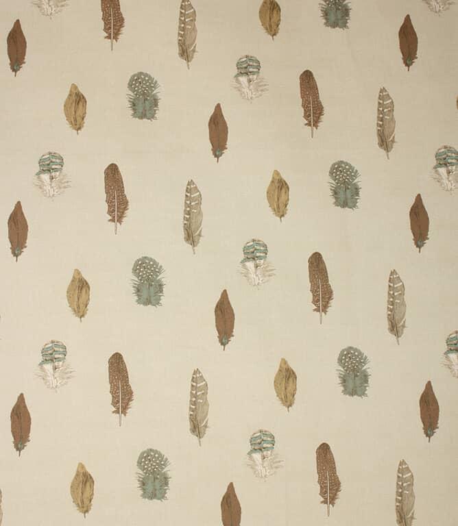 Cream Plumage Fabric