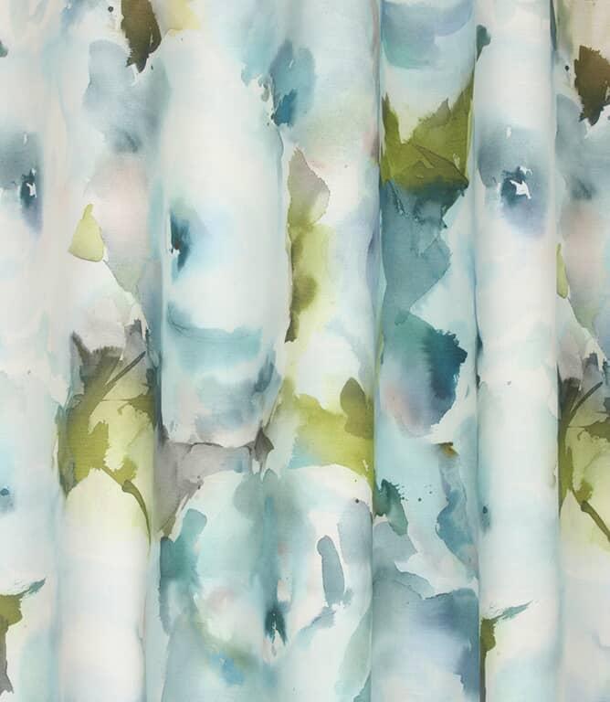 Voyage Maison Rosa Fabric / Duck Egg