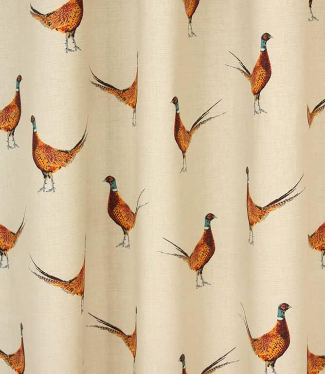 Phillip Pheasant Fabric / Multi