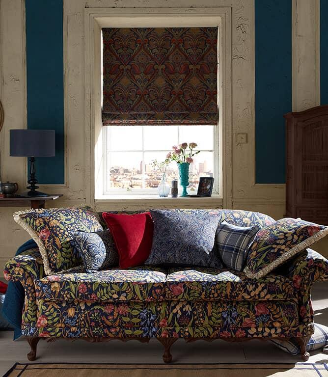 Kelmscott Fabric / Jewel