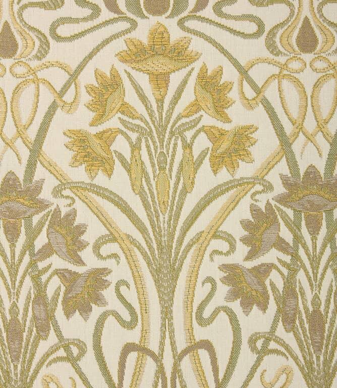 Sand Tiffany Fabric Remnant