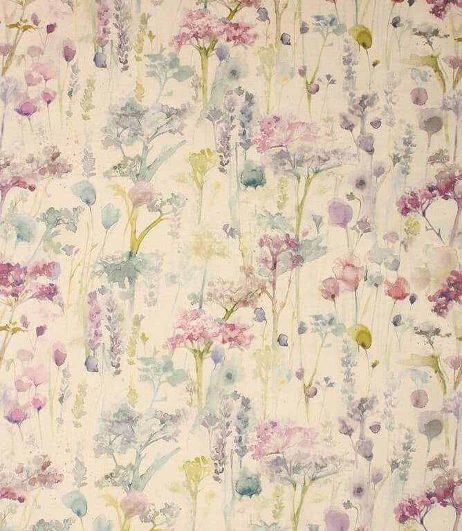 Summer Natural Ilinizas Fabric