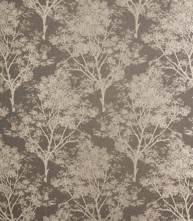 Charcoal Loughborough Fabric