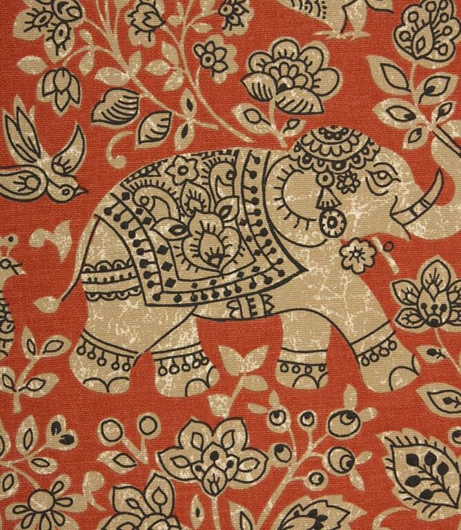 Indira Fabric / Henna