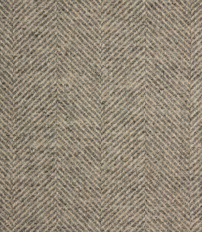 Braemar Wool Fabric / Cobweb