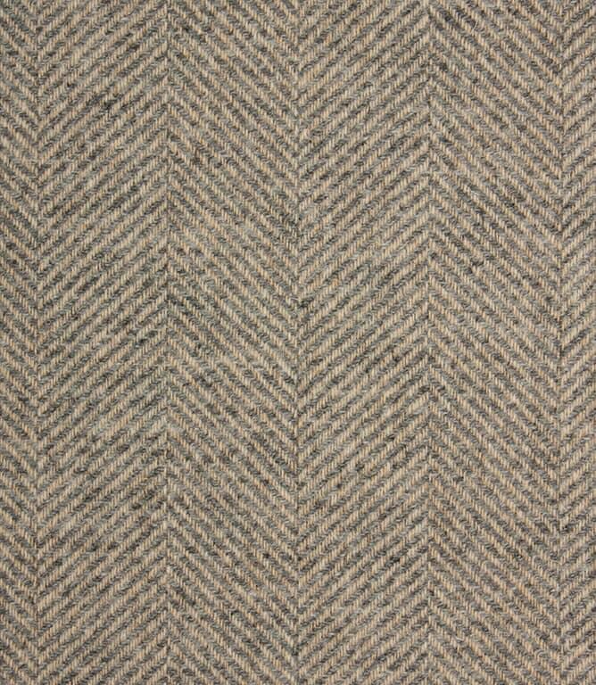 Braemar Wool Fabric / Cobweb