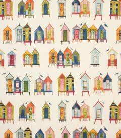 Beach Hut Fabric