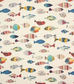 Gone Fishing Fabric