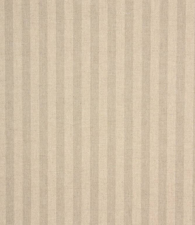 Grey Vintage Stripe Fabric