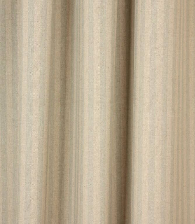 Vintage Stripe Fabric / Blue