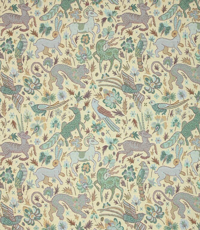 JF Tapestry Fabric / Cream