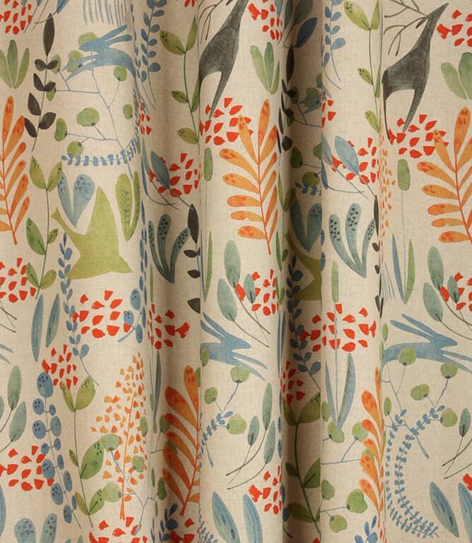 Wildwood Fabric / Paprika