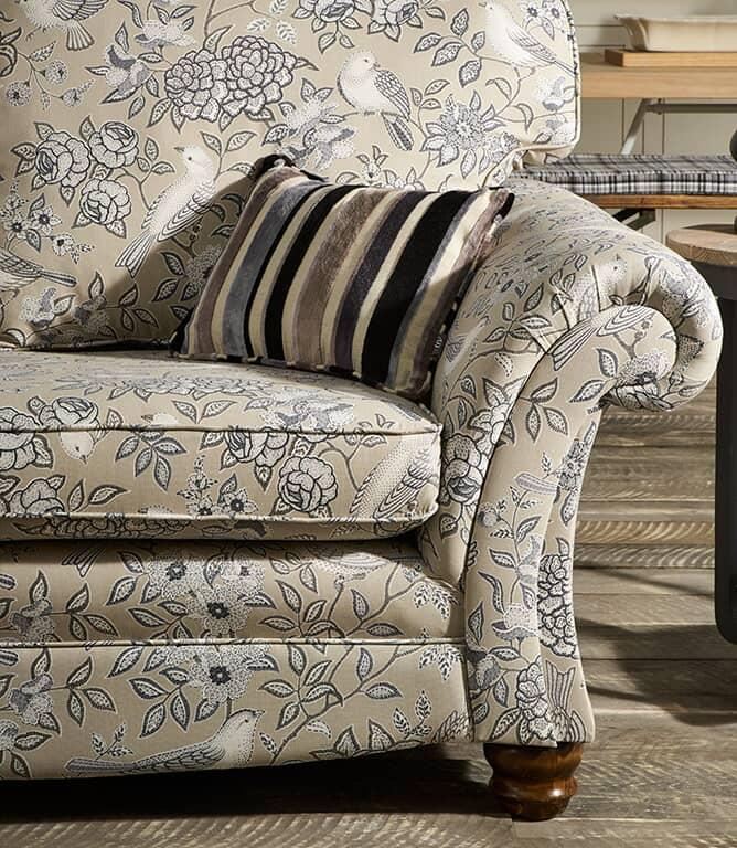 Heritage Fabric / Sandstone