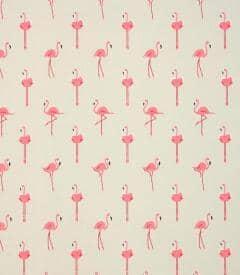Flamingos Fabric