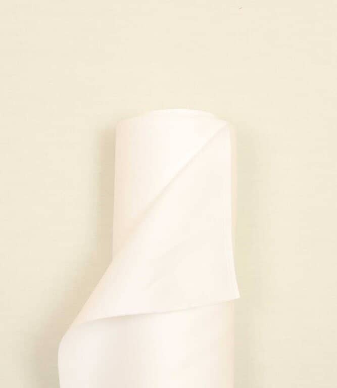 Plain Linings Fabric / White