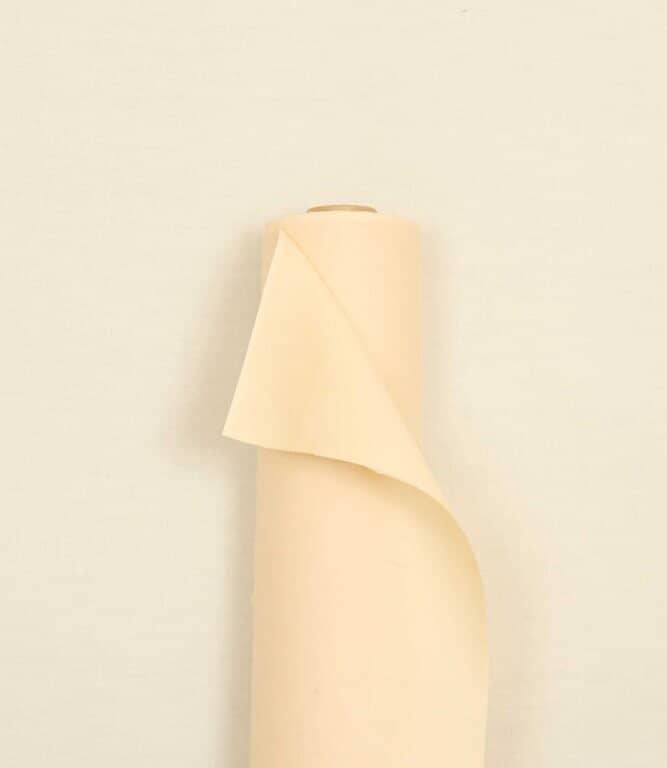 Plain Linings Fabric / Cream