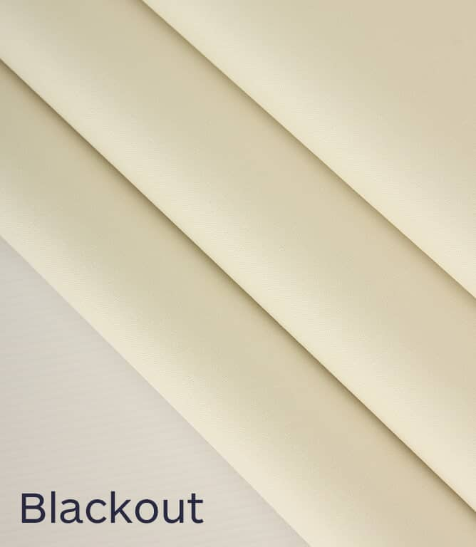 Blackout Lining Deluxe Fabric / Natural