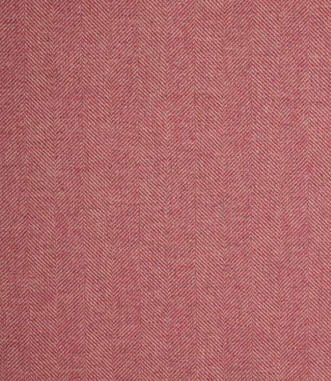 Braemar Wool Fabric / Peony