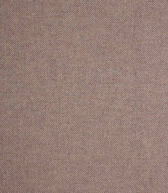 Braemar Wool Fabric / Heather