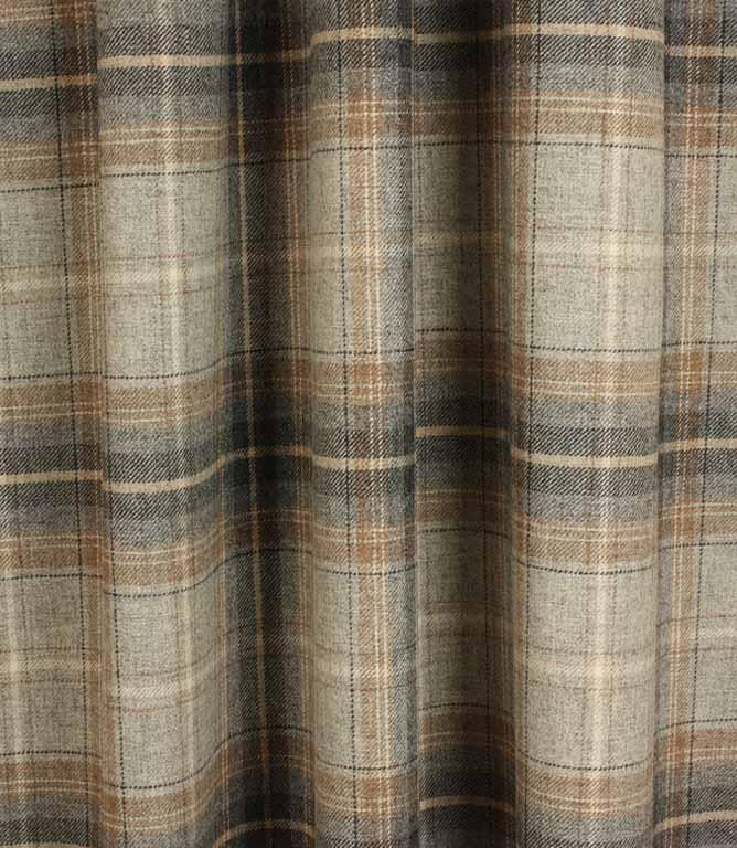Balmoral Fabric / Tawny