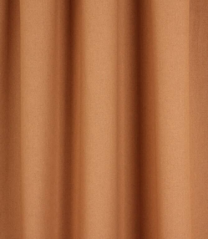 Vintage Plain Fabric / Kumquat